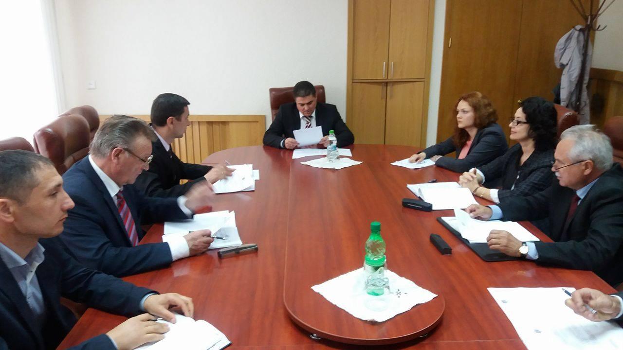 Astăzi a avut loc şedinţa Biroului executiv al Comisiei naţionale pentru consultări şi negocieri colective