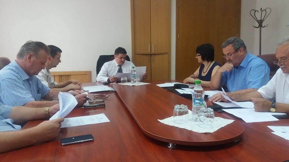 Biroul executiv a aprobat proiectul Planului de activitate al Comisiei tripartite pentru semestrul II al anului 2016