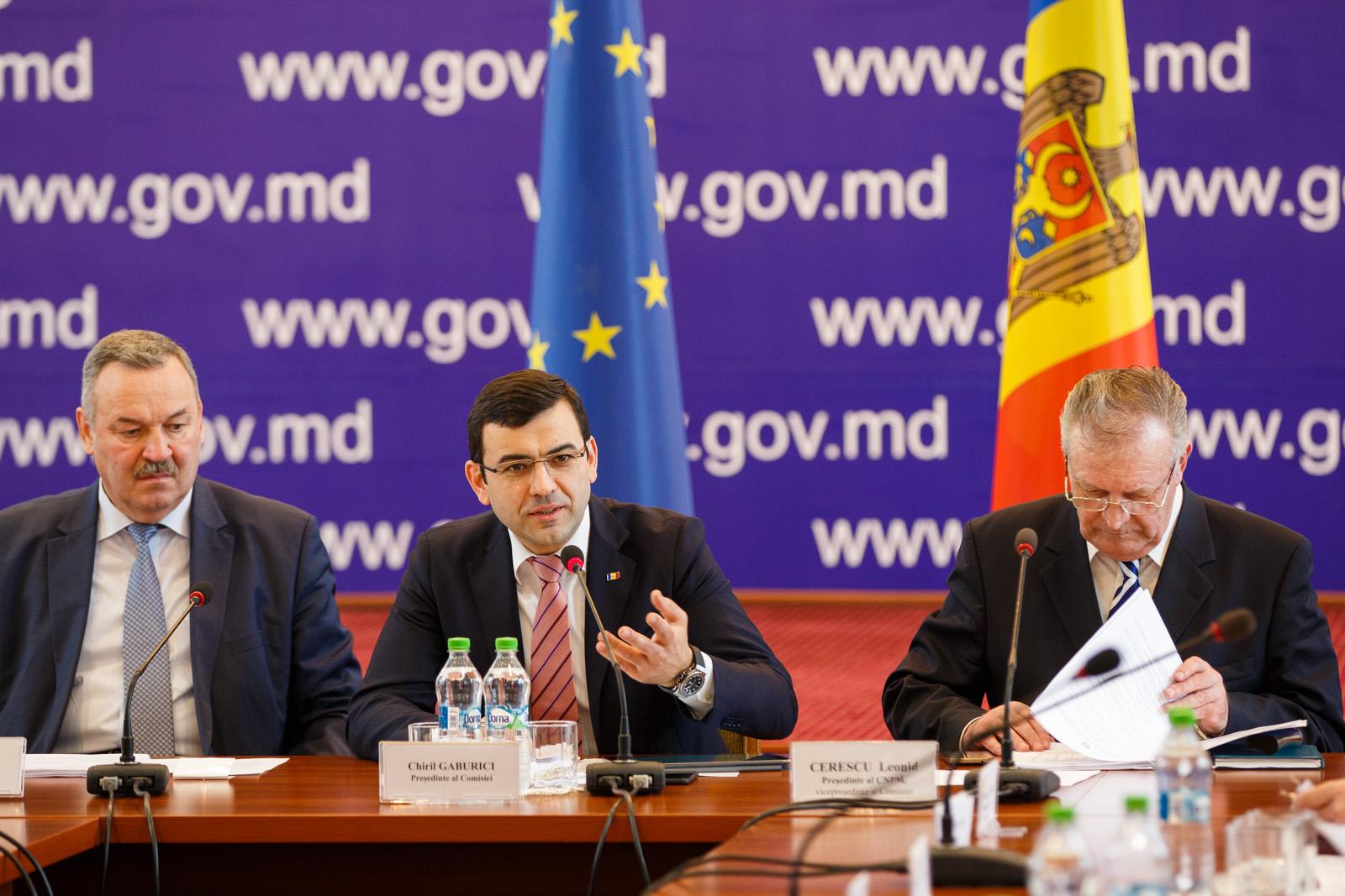 Ședința Comisiei naționale pentru consultări și negocieri colective a avut loc la 5 aprilie curent