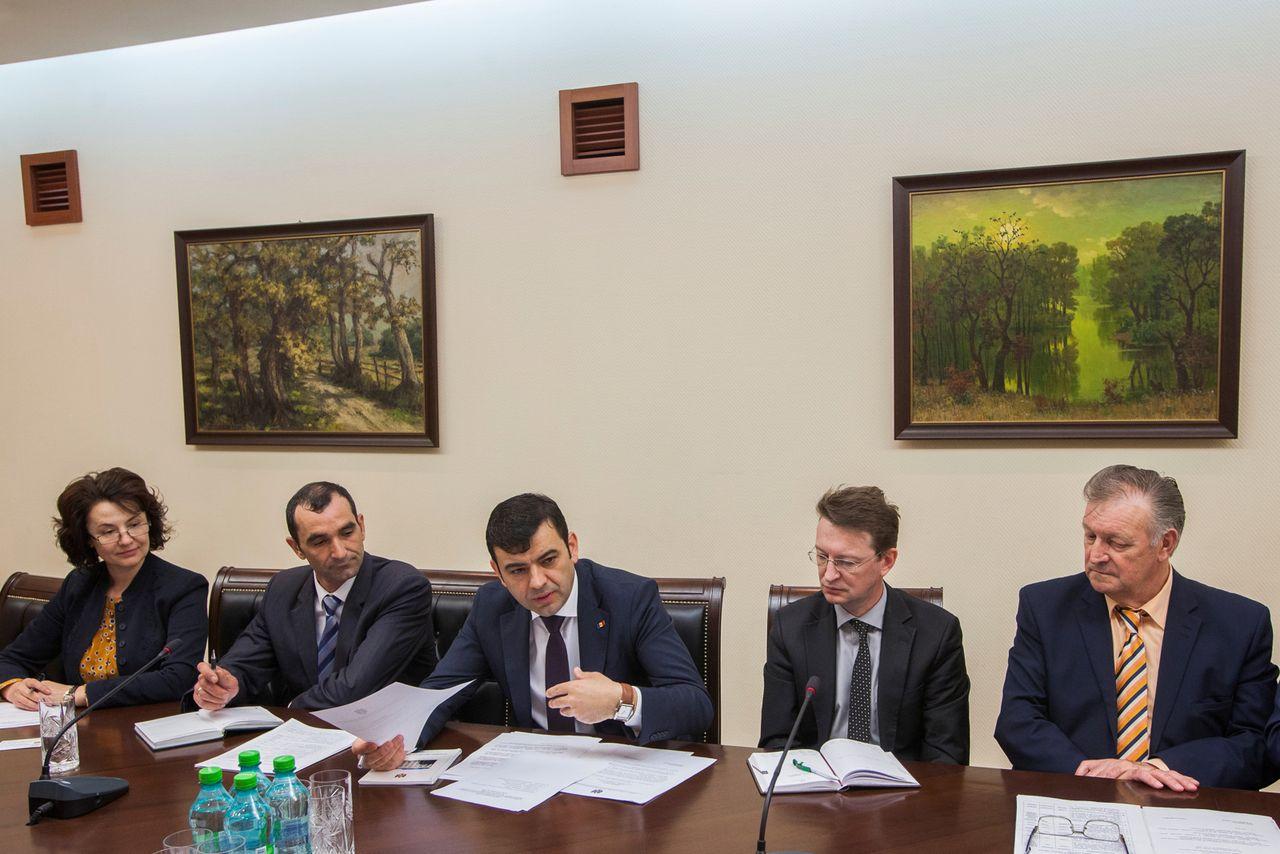 La 12.05.2015 a avut loc şedinţa Biroului executiv al Comisiei naţionale pentru consultări şi negocieri colective
